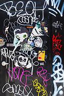 Graffiti at Ganzevoort street.