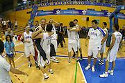 Giochi del Mediterraneo Almeria 2005<br /> azioni di gioco<br /> nella foto: alessandro galleani giorgio boscagin
