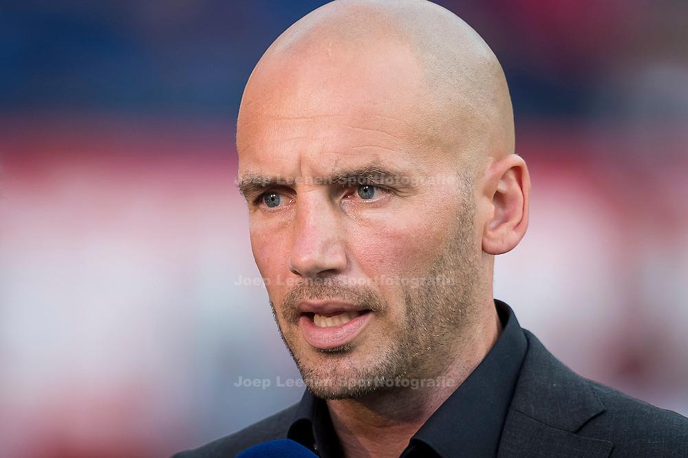 ROTTERDAM, Feyenoord - Excelsior, voetbal, Eredivisie seizoen 2016-2017, 27-8-2016, Stadion de Kuip, Excelsior coach Mitchell van der Gaag.