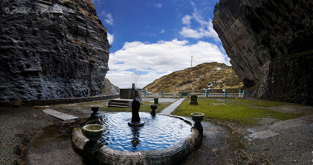 Valentia Island Slate Grotto / vl136