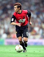 Fotball<br /> Spania 2003/2004<br /> Real Mallorca<br /> David Cortes<br /> Foto: Digitalsport<br /> Norway Only