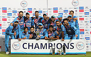 Cricket - India v England 3rd T20i at Bangalore