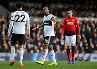 Football - 2018 / 2019 Premier League - Fulham vs. Manchester United<br /> <br /> Fulham's Ryan Babel frustrated during the game, at Craven Cottage.<br /> <br /> COLORSPORT/ASHLEY WESTERN