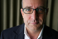25th June 2007. Hollywood, California. British hypnotist, author, and television personality, Paul McKenna in Hollywood. PHOTO © JOHN CHAPPLE / REBEL IMAGES. .tel 310 570 9100.john@chapple.biz.www.chapple.biz.