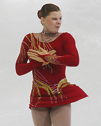 25.01.2011, Postfinance Arena, Bern, Eiskunstlauf EM 2011, im Bild Damen  Qualifikation Kur  Svetlana Issakova (EST).// during the European Figure Skating Championships 2011, in Bern, Switzerland, EXPA Pictures © 2011, PhotoCredit: EXPA/ EXPA/ Newspix/ Manuel Geisser +++++ ATTENTION - FOR AUSTRIA/ AUT, SLOVENIA/ SLO, SERBIA/ SRB an CROATIA/ CRO, SWISS/ SUI and SWEDEN/ SWE CLIENT ONLY +++++