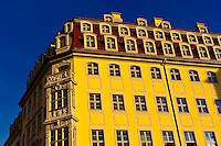 Architecture, Dresden, Saxony, Germany