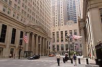 Chicago Board of Trade, Chicago, Illinois