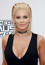 Jenny McCarthy at the 2016 American Music Awards held at the Microsoft Theater in Los Angeles, USA on November 20, 2016.