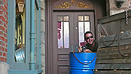 Spanish photographer KIKE CALVO at Universal Studios