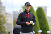 Kevin Pietersen at the BMW PGA Championship Celebrity Pro-Am Challenge at the Wentworth Club, Virginia Water, United Kingdom on 20 May 2015