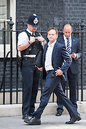 Downing Street, London, UK. 22nd July 2014. Ministers attend the weekly cabinet meeting at 10 Downing Street in London. Pictured: GRANT SHAPPS