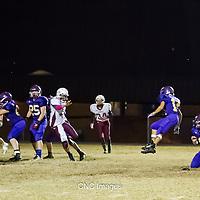 Berryville Jr High Football vs. Huntsville   (11-09-15)