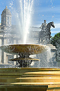 Essential Elements of Trafalgar Square - Museum, Fountain, Statue
