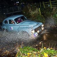 Car 29 Michael Harrison Lorna Harrison Volvo PV544