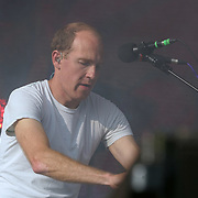London,England,UK : 17th July 2016 : Caribou preforms at the Citadel Festival 2016 at Victoria Park, London,UK. Photo by See Li