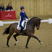 Hartpury Dressage - 17 March 2018