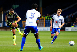 Liam Sercombe of Bristol Rovers fires a shot at goal  - Mandatory by-line: Matt McNulty/JMP - 19/08/2017 - FOOTBALL - Gigg Lane - Bury, England - Bury v Bristol Rovers - Sky Bet League One