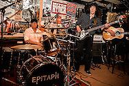 Epitaph  in  Barnaby's Blues Bar in Braunschweig am 04.April 2015. Foto: Rüdiger Knuth