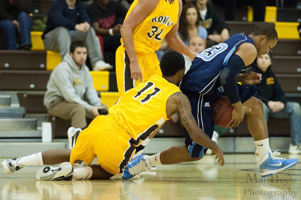 2010 November 17 - Rowan University Mens Basketball 2010-2011 Home opener against Immaculata University .