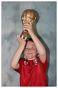 Wendover FC Football Tournament Sat 3-6-2006.Photos with trophy.