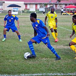 2018 FIFA World Cup Qualifier USVI v. Barbados