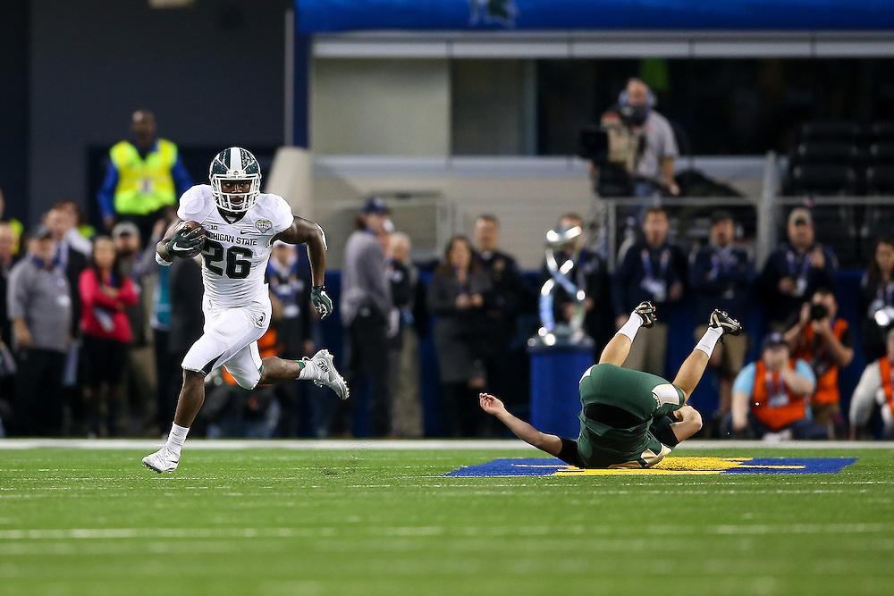 Photo Credit: Matthew Mitchell / MSU Athletic Communications