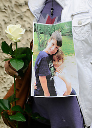 Pic Shows:  Murdered Mathew (10) and Carla (5) Stevenson. <br /> In a suspected double murder, 10-year-old Mathew and five-year-old Carla are said to have had their throats cut by their father, Julian Stevenson, May 21, 2013. Photo by: i-Images