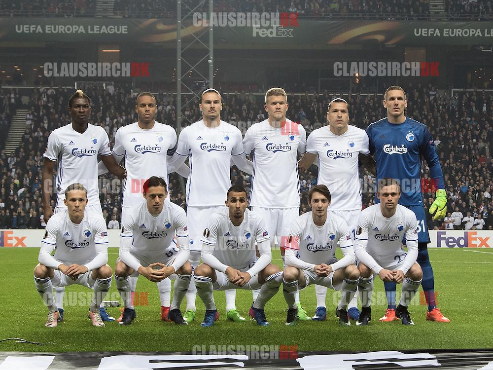 Uefa Europa League Fc Koslashbenhavn Vs Pfc Ludogorets Razgrad 23
