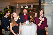 New York, NY - December 3, 2018: The 6th Annual Spirits of New York Tasting hosted by Slow Food NYC at The Institute of Culinary Education in Battery Park City.<br /> <br /> <br /> Photos by Clay Williams for Slow Food NYC.<br /> <br /> © Clay Williams - http://claywilliamsphoto.com