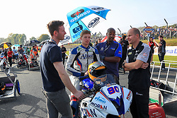 #80 Dan Stamper Barwell Allied Racing Yamaha Dickies British Supersport Championship