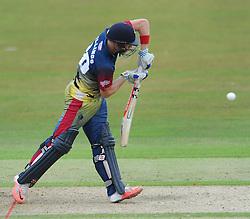 Sam Billings of Kent  - Photo mandatory by-line: Dougie Allward/JMP - Mobile: 07966 386802 - 12/07/2015 - SPORT - Cricket - Cheltenham - Cheltenham College - Natwest Blast T20
