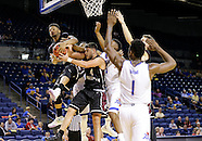 OC Men's BBall at University of Tulsa Exhibition - 11/2/2016