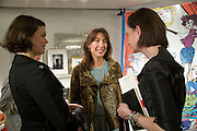 JASMINE GUINNESS; SAMANTHA CAMERON; PAULA REED The Launch of the Lanvin store on Mount St. Presentation and cocktails.  London. 26 March 2009
