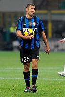 Walter Samuel<br /> Inter-Roma 1-1<br /> Campionato di calcio serie A 2009/2010<br /> Milano, 08.11.2009<br /> Foto Paolo Bona Insidefoto