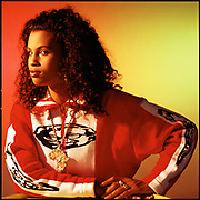 Neneh Cherry, London 1980s