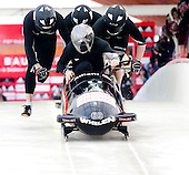 2009 Bobsled World Championships four-man