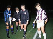 TPS Turku - Internazionale 4.11.1987
