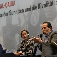"""18 Buchvorstellung und Podiumsdiskussion: """"IS und Al-Qaida"""""""