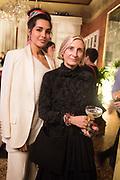 SARA FARAJ, GRIMANESA  AMOROS, , SERPENTINE PARTY, Palazzo Benzon  9 May 2019