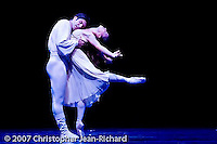 Karina Gonzalez and Alfonso Martin    Romeo and Juliet.choreography: Michael Smuin