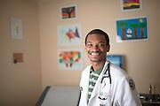 Medical student Joshua Bryant Heritage College of Osteopathic Medicine Photo by Ben Siegel/ Ohio University