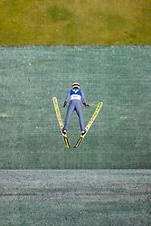 11.07.2019, Bergiselschanze, Innsbruck, AUT, Pressetermin ÖSV Ski Nordisch, Pressetermin Ski Sprung, im Bild Stefan Kraft // Stefan Kraft during a media Event of the Austrian Ski Association (ÖSV), jumping at the Bergiselschanze in Innsbruck, Austria on 2019/07/11. EXPA Pictures © 2019, PhotoCredit: EXPA/ Johann Groder