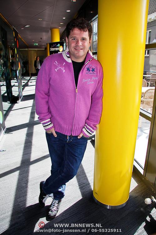 NLD/Hilversum/20100402 - Start Sterren.nl radiostation, Wolter Kroes