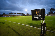 Awaiting the Guinness Pro 14 2017_18 match between Edinburgh Rugby and Ospreys at Myreside Stadium, Edinburgh, Scotland on 4 November 2017. Photo by Kevin Murray.