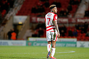 Mallik Wilks of Doncaster Rovers during the EFL Sky Bet League 1 match between Doncaster Rovers and Bristol Rovers at the Keepmoat Stadium, Doncaster, England on 26 March 2019.