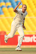 Cricket - India v New Zealand 1st Test D4
