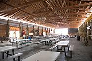 Servering hos Bauman Farms, Gervais, Oregon, USA<br /> Foto: Christina Sj&ouml;gren