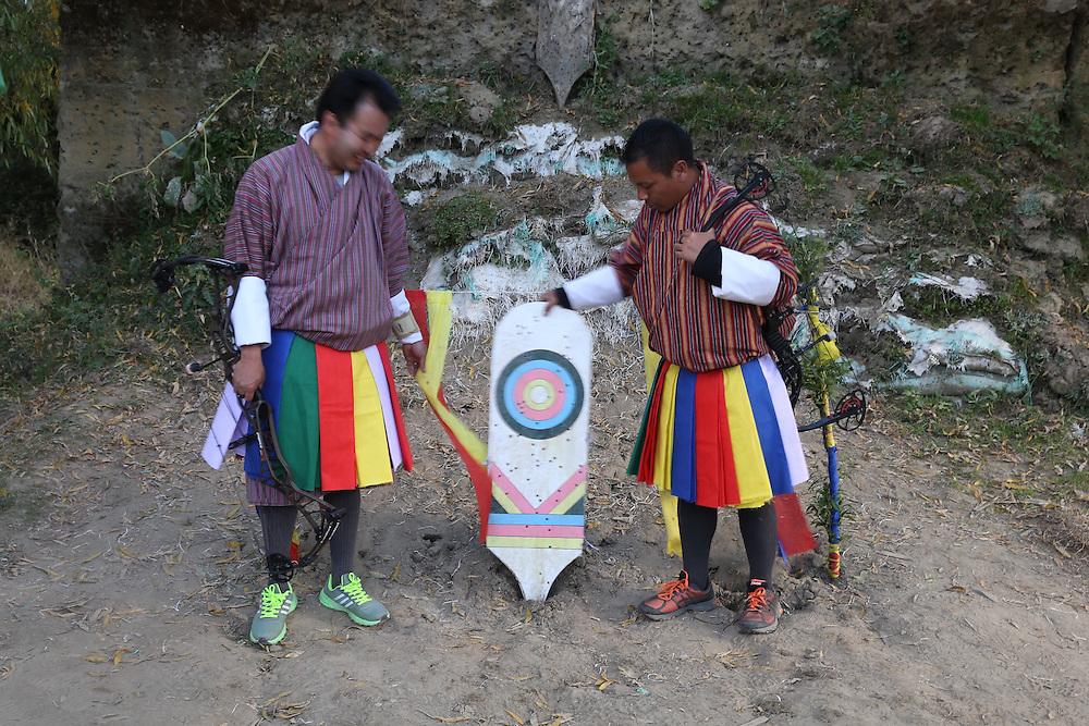 Bhutan Locations