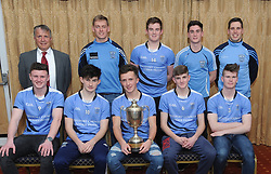 Members of Westport U16 squad who won this years Ted Webb cup as part of the  Mayo South-West team.<br />