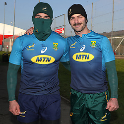 22,11,2018 South Africa Springbok Training Session